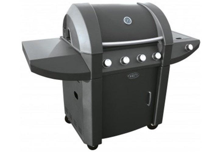 Boretti Gas Bbq.Buitenkeuken Bbq Inizio Boretti Robusto Gasbarbecue
