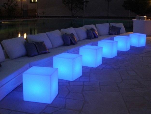 Buitenverlichting draadloos LED waterdicht schokbestendig