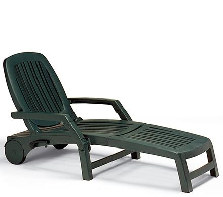 Kunststof ligbedden bij stegeman luxe outdoor for Ligzetel tuin