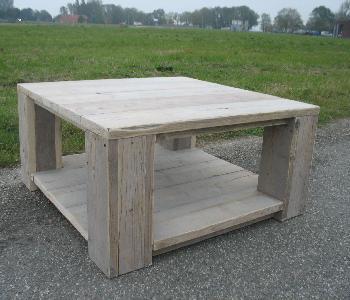 steigerhout salontafel zelf maken