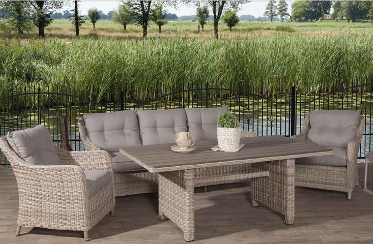 Lounge Meubelen Tuin : Tuinmeubelen zutphen stegeman luxe outdoor